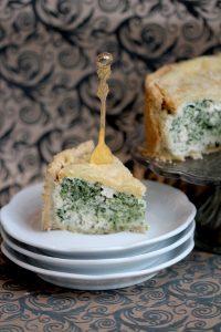 Quiche spinati-feta juustuga