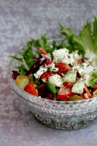 Värske Fetajuustu salat