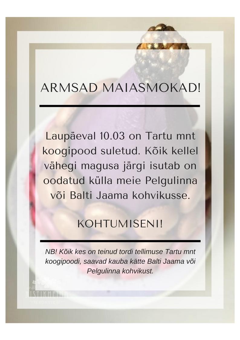 ARMSAD MAIASMOKAD!